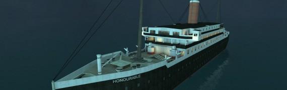 RMS Honourable (Sinkable)