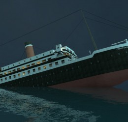 RMS Honourable (Sinkable) For Garry's Mod Image 2