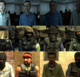 CS:S NPCs For Garry's Mod Image 1
