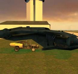 Flyable Pelican.zip For Garry's Mod Image 1