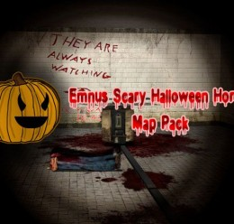 scary_halloween_horror_mappack For Garry's Mod Image 1