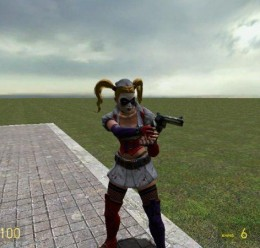 harley_quin_player.zip For Garry's Mod Image 2