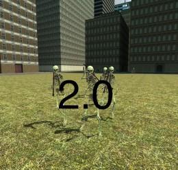 Skeleton NPC Pack 2.0 For Garry's Mod Image 1
