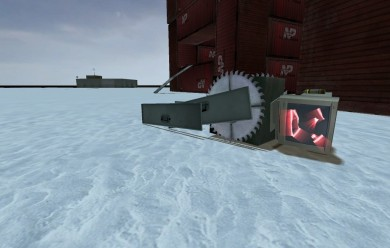 lala_snow_and_claustrum.zip For Garry's Mod Image 1