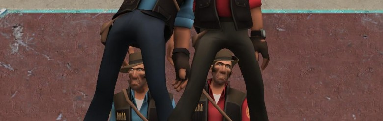 tf2_sniper_no_glasses_hexed.zi For Garry's Mod Image 1