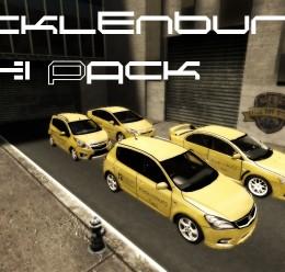 Mecklenburg Taxi Skin Pack For Garry's Mod Image 1