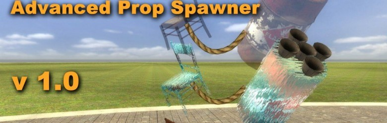 advanced_prop_spawner.zip For Garry's Mod Image 1