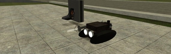 Bomb Disposal Robot