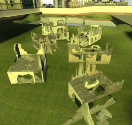 destroyed_houses.zip For Garry's Mod Image 1