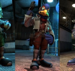 starfoxtrio.zip For Garry's Mod Image 1