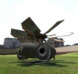 Dr. Faces Flying machine.zip For Garry's Mod Image 1
