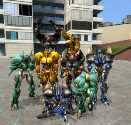 UT2004 Robots Playermodels For Garry's Mod Image 1