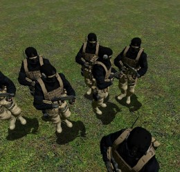 pmc soldier rebels replacment. For Garry's Mod Image 1