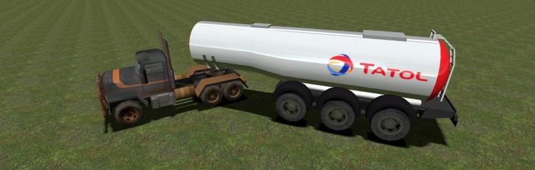 tanker_truck_v2.zip For Garry's Mod Image 1