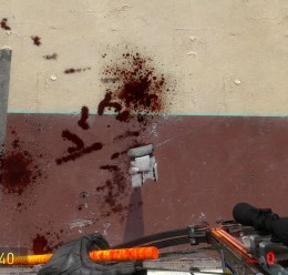 Squirting Blood For Garry's Mod Image 1
