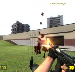 Squirting Blood For Garry's Mod Image 2