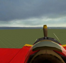 (Actual) Flyable Tails Tornado For Garry's Mod Image 2