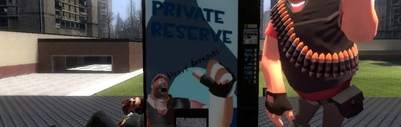 singing_vending_machine.zip For Garry's Mod Image 1