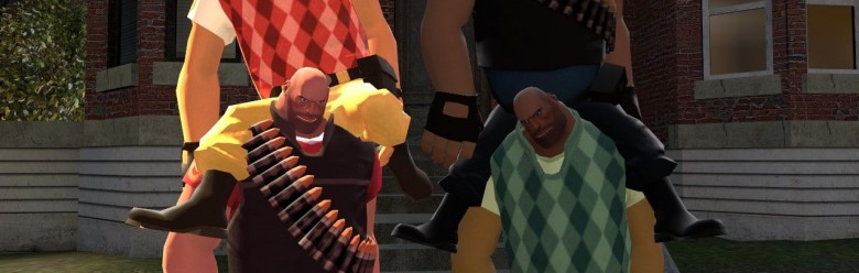tf2_sweater_vest_heavy_hexed.z For Garry's Mod Image 1