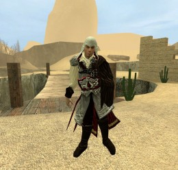 ezio_de_auditore.zip For Garry's Mod Image 3