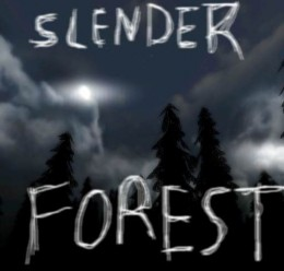 slender_forest.zip For Garry's Mod Image 1