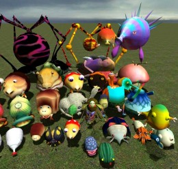 pikmin_beasts.zip For Garry's Mod Image 1