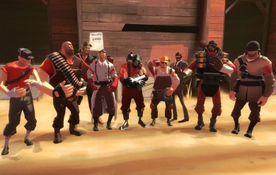 tf2_beta_skins+lightwarps.zip For Garry's Mod Image 1