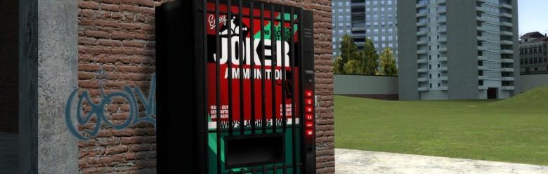 APBR - Joker Ammo Machine For Garry's Mod Image 1