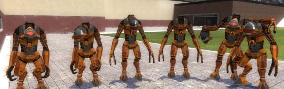 HEV Suit Vortigaunt Pack v3