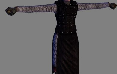 Female knight For Garry's Mod Image 2