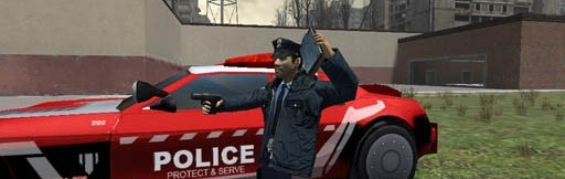 GTA officer