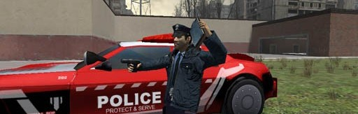 GTA officer For Garry's Mod Image 1
