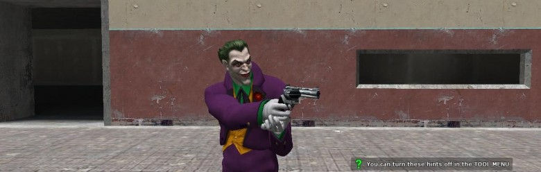 joker_mk_vs_dc_player.zip For Garry's Mod Image 1