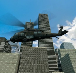 Helicopter snpc (NPC) V1.2 For Garry's Mod Image 1