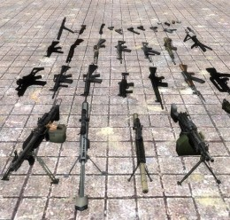 (Part 1) Firearms Source Sweps For Garry's Mod Image 2