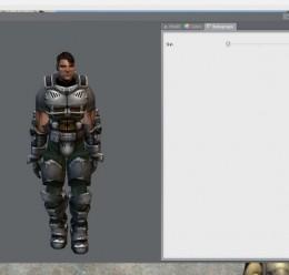 UT2004 Mercenaries Playermodel For Garry's Mod Image 2
