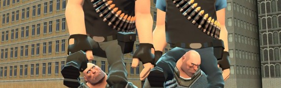 TF2 Battle Hardened Heavy