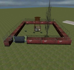 hl2 props fort For Garry's Mod Image 1
