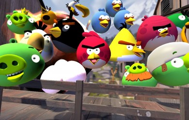 Angry Birds Model Pack For Garry's Mod Image 1