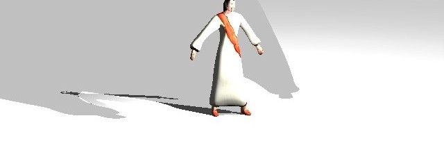 Jesus ragdoll v1.0 For Garry's Mod Image 1