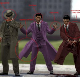 Mafia II Pack P1 For Garry's Mod Image 1