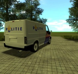 dutch_ford_transit.zip For Garry's Mod Image 3