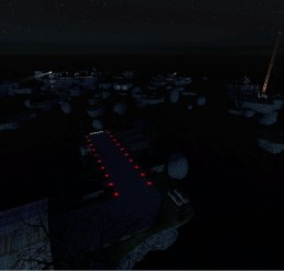 gm_floatingworlds_II_night.zip For Garry's Mod Image 1