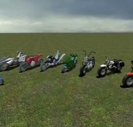 SCars Bike v0.1 For Garry's Mod Image 3