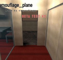 camouflage_plane_v2.zip For Garry's Mod Image 3