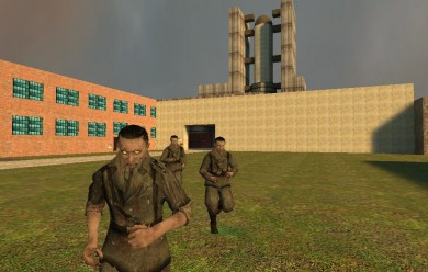 Nazi Zombies SNPCS V.3 For Garry's Mod Image 1