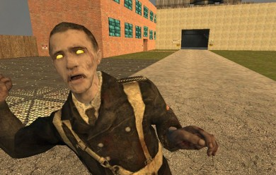 Nazi Zombies SNPCS V.3 For Garry's Mod Image 2