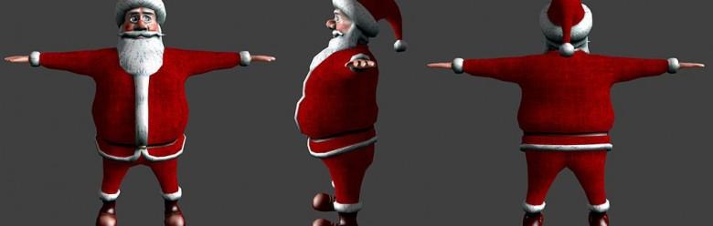 Santa Claus.zip For Garry's Mod Image 1