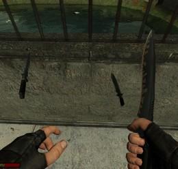 Knife SWEP For Garry's Mod Image 1
