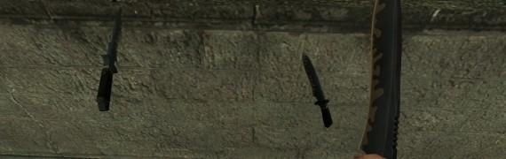Knife SWEP